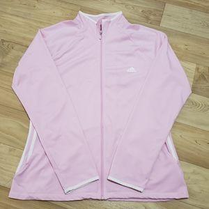 Women's Adidas Full Zip Jacket, Size XL